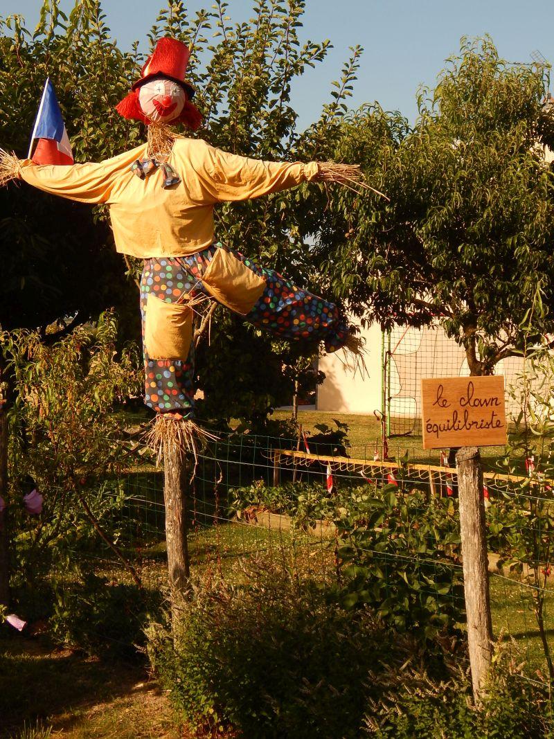 Le clown équilibriste
