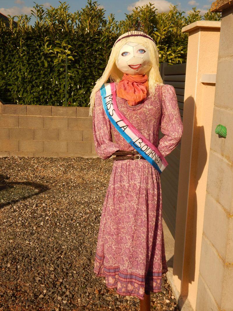 Miss La Bournée
